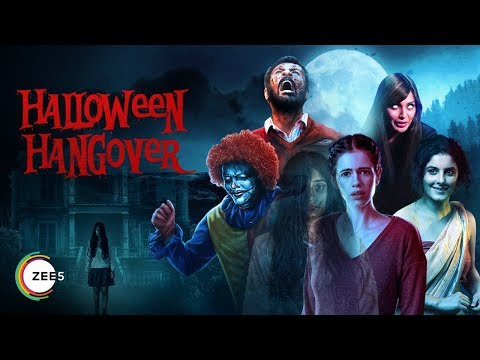 Halloween Hangover | Fear Has No Face,Bounds,Place | This Halloween Embrace Darkness | Streaming Now