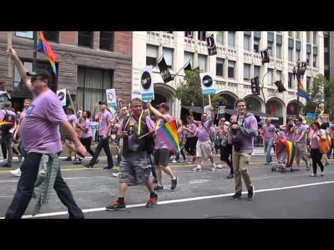 San Francisco Pride Parade 2015 Nancy Pelosi United States House of Representatives Minority Leader