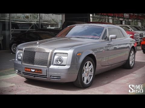 The Rolls-Royce Phantom Coupe is BOSS!