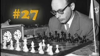 Уроки шахмат ♔ Бронштейн «Самоучитель шахматной игры» #27 ♚