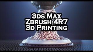 видео распечатать 3d модель