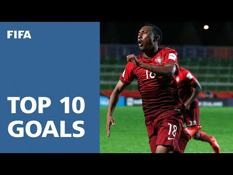 TOP 10 GOALS: FIFA U-20 World Cup New Zealand 2015