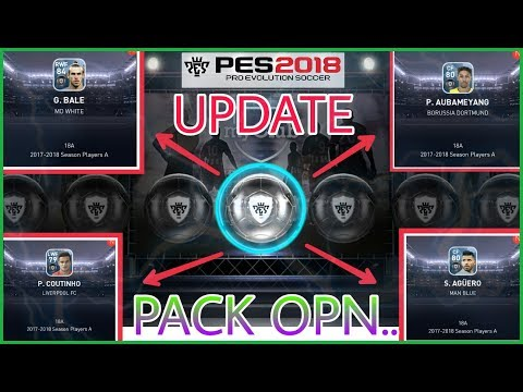 PES 2018●UPDATE NEW