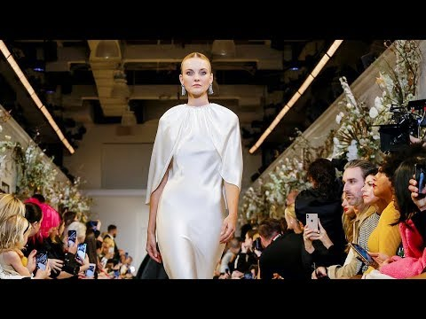 Brandon Maxwell | Fall Winter 2019/2020 Full Fashion Show | Exclusive