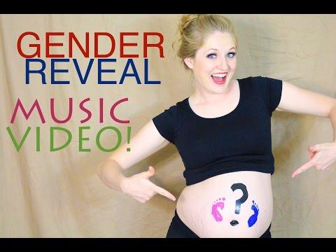 Gender Reveal Music Video! - Uptown Funk Mashup
