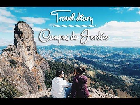TRAVEL DIARY - CAMPOS DO JORDÃO