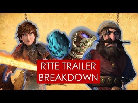 Download Youtube: Trailer breakdown: Race to the Edge Final Season! [ HTTYD ]