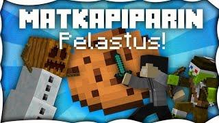 Matkapiparin Pelastus! [Minecraft seikkailukartta!]