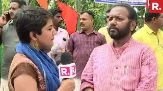 Thiruvananthapuram BJP President Speaks To Republic TV   #Sabarimala