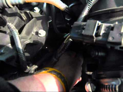 Installation of Chip Tuning in Ford 2.0 TDCI 136 1...