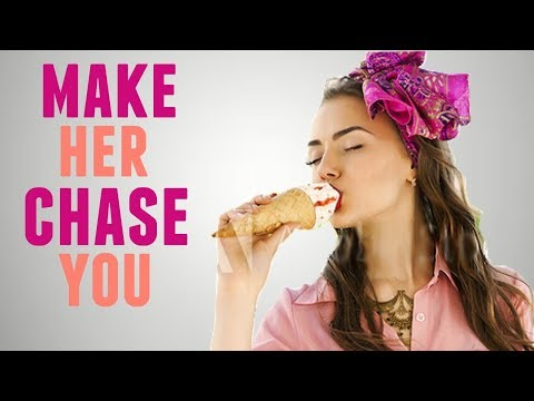 How to Get a GIRL to CHASE YOU   The Ice Cream Method
