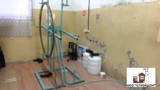 Оборудование для производства стеклопластиковой арматуры с нанесением песка(, 2015-03-16T10:53:52.000Z)