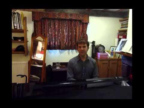 Professional singing lesson - Alto Range High Note Preparation