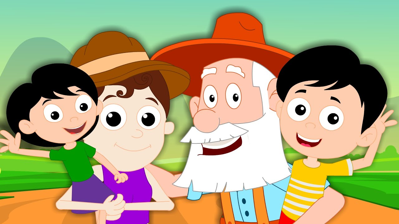 08b40e16173cc9 Thanksgiving Song The Year Has Turned Its Circle | Nursery Rhymes ...