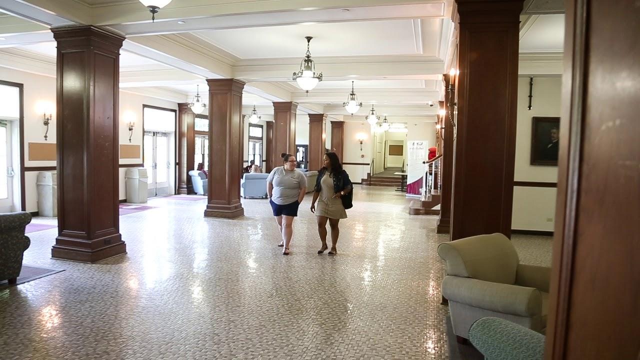 Burnam Hall Housing Residence Life Eastern Kentucky University