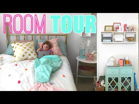 LACEY'S ROOM TOUR | TODDLER ROOM