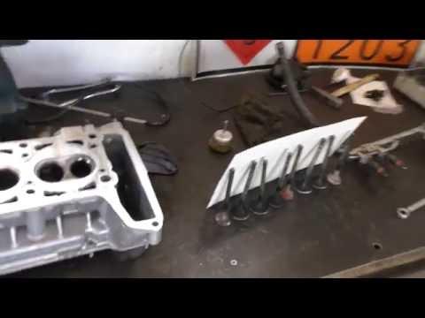 Неудачная замена прокладки ГБЦ Нива шевроле NIVA Chevrolet 4+4