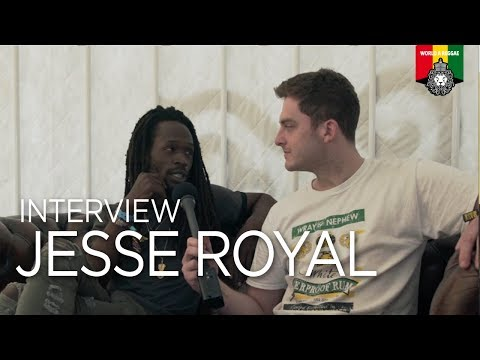 Interview with Jesse Royal at Boomtown Fair 2017