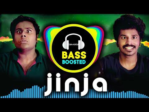 JINJA Song DJ REMIX 🥂   ജിഞ്ച Cover SONG Karikku   Rhythom 🎧    DJ Part 2 Song Ginja
