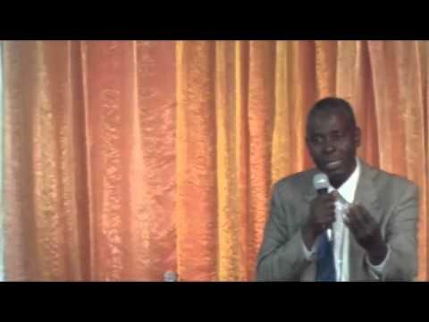 Predicazione del fratello Jeffrey del 16/09/2012. Chiesa Effata