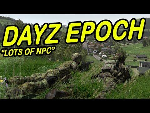 EPIC CRATE MISSION! - MASSIVE NPC ARMY! - Arma 2: DayZ Mod EPOCH
