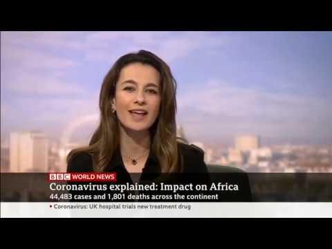 BBC World News Coronavirus Explained: Impact on Africa - 4 May 2020