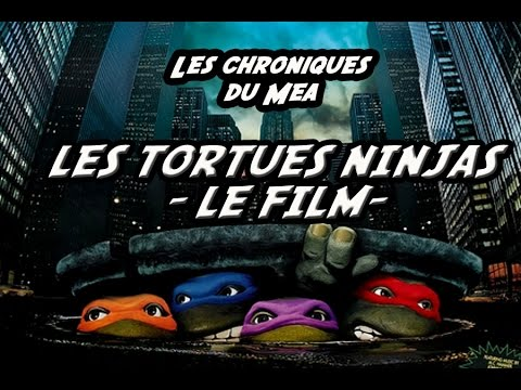 les tortues ninjas le film 1990 les chroniques du. Black Bedroom Furniture Sets. Home Design Ideas