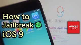 Jailbreak iOS 9.0 - 9.0.2 Using Pangu for iPad, iPhone, iPod touch [How-To]