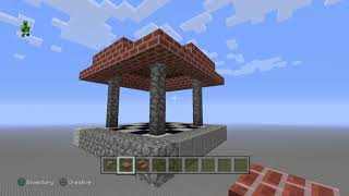 Stavam minihry pvp:Minecraft ps4