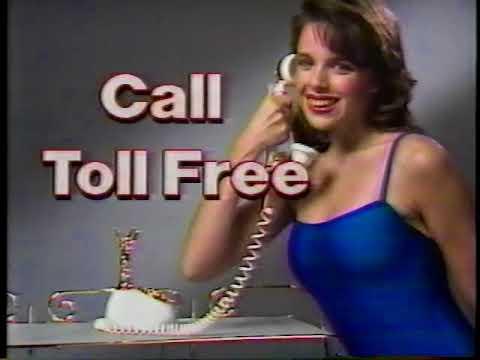 WFMY Commercials November 1987