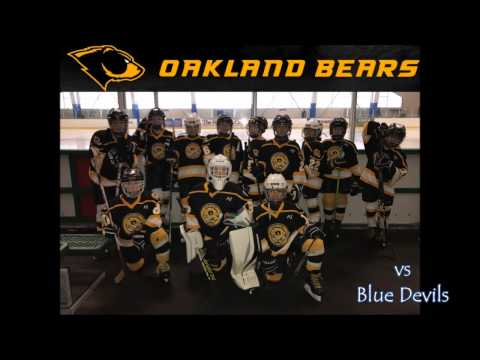 South Lake Tahoe MLK Tourney Oakland Bears vs TV Blue Devils 10U