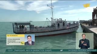 На озере Балхаш продолжаются поиски пропавших студентов
