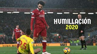 Humiliating Skills That Ended Players Career In Footballᴴᴰ