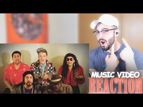 Thrift Shop - Pentatonix (Macklemore & Ryan Lewis cover) | Music Video Reaction