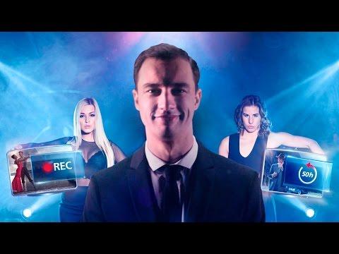 Myslivcová vs. Ledecká? O2 TV Challenge / Johny Machette