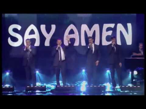Brian Free & Assurance - Say Amen (Live)