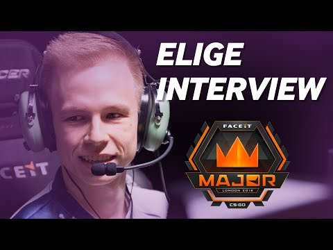 EliGE: 'I'd prefer to play FaZe because Astralis has a harder playstyle to play against'