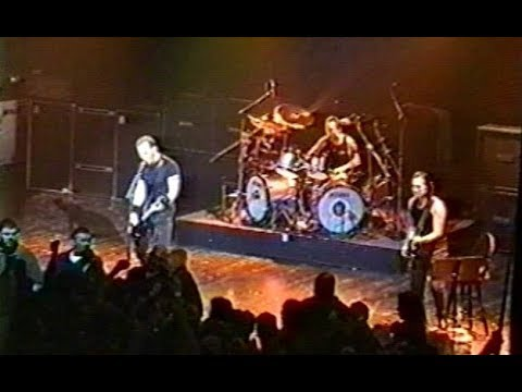Metallica - Detroit, MI, USA [1998.11.20] Full Concert