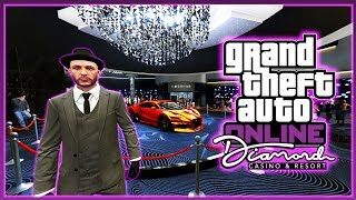 CASINO GTA V  (NUEVO DLC) - The Diamond Casino & Resort