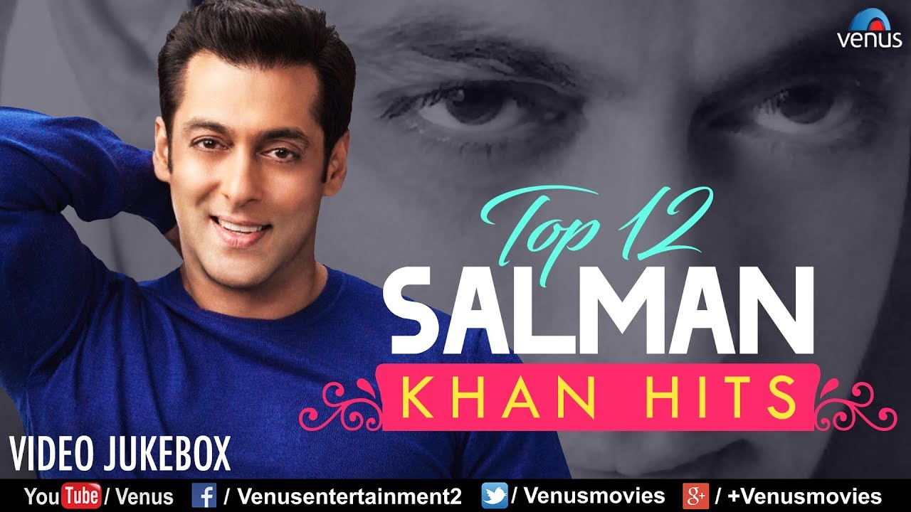 Top 12 Salman Khan Hits Best Bollywood Romantic Songs Video Jukebox 90 S Best Hindi Songs Youtube Ultimate collection of bollywood hindi love songs. top 12 salman khan hits best bollywood romantic songs video jukebox 90 s best hindi songs