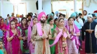 Tania Manpreet Sikh Wedding Ceremony (Anand Karaj)