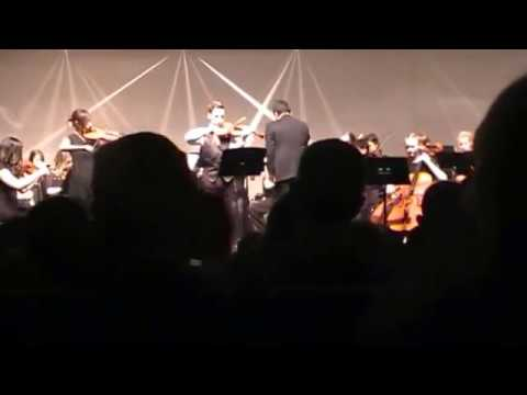 Weber School District Honor Orchestra, High School - Concerto Grosso