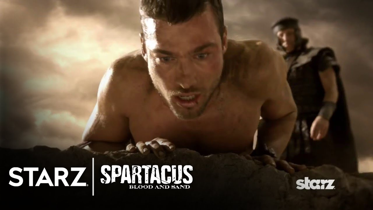 Spartacus Blood And Sand Online