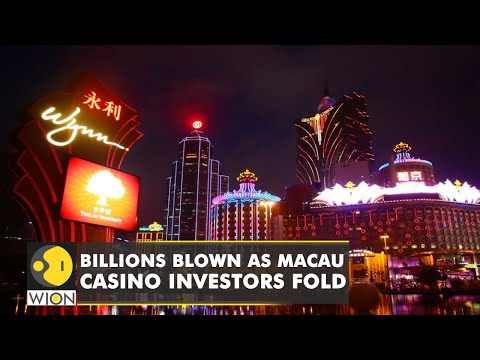 World Business Watch: China to crackdown on gambling destination   Macau   Latest World English News