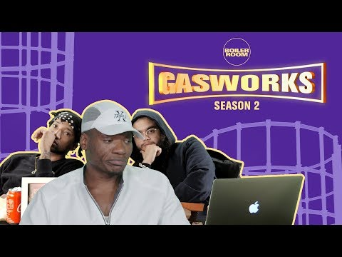 African Child talks rapper beef, Vic Santoro situation & becoming the next prime minister | GASWORKS
