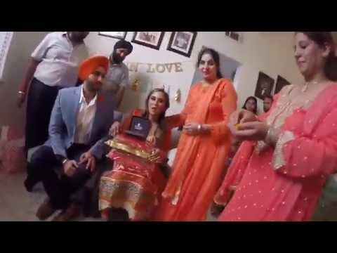 'Roka' - Punjabi Ceremony // Suman & Guru
