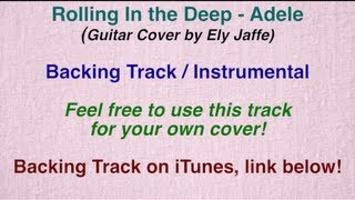 """Rolling In The Deep"" - Adele - Instrumental Backing Track (by Ely Jaffe) on iTunes"