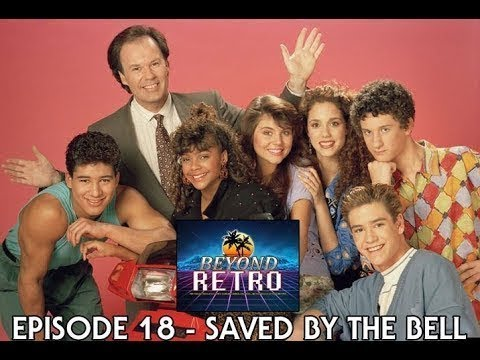 Beyond Retro Episode 18 - Saved By The Bell