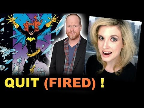 Joss Whedon FIRED from Batgirl Movie