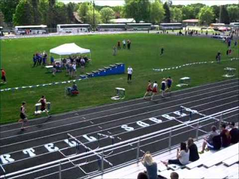 2013 MSHSL Section 8AA Track & Field Championship Meet - Boys 4X800 Meter Relay FINALS